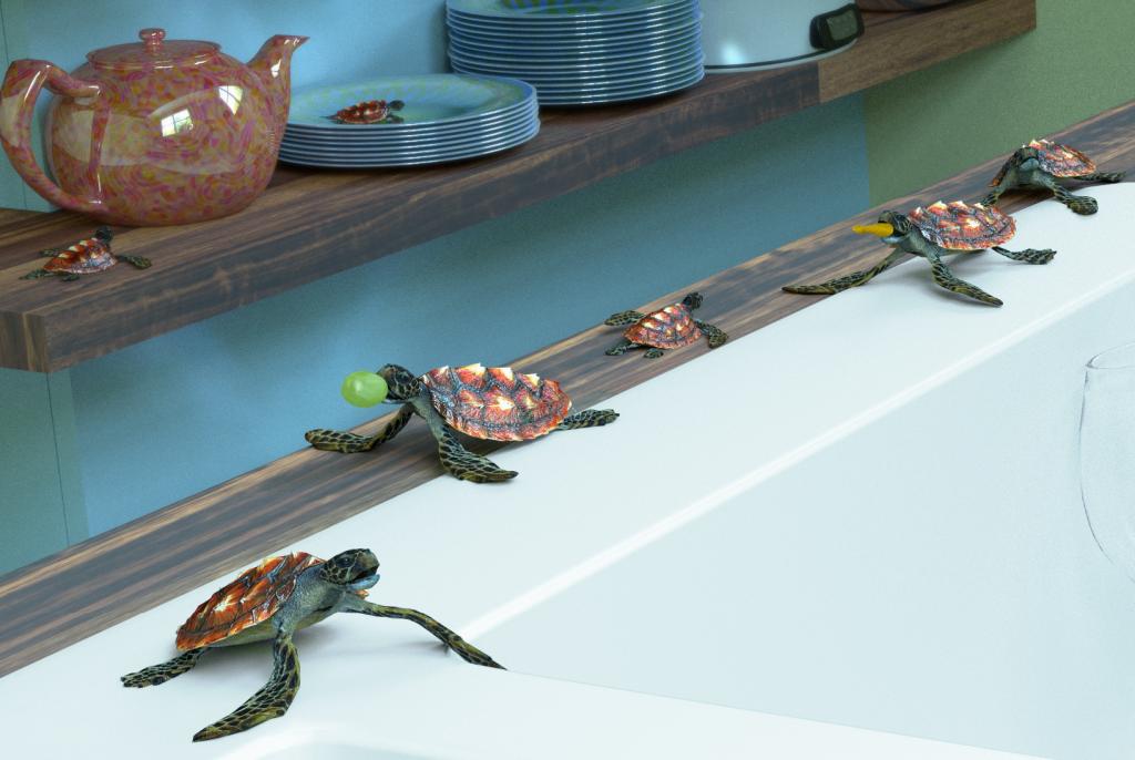 Ocean Invasion #10 - Detail 2