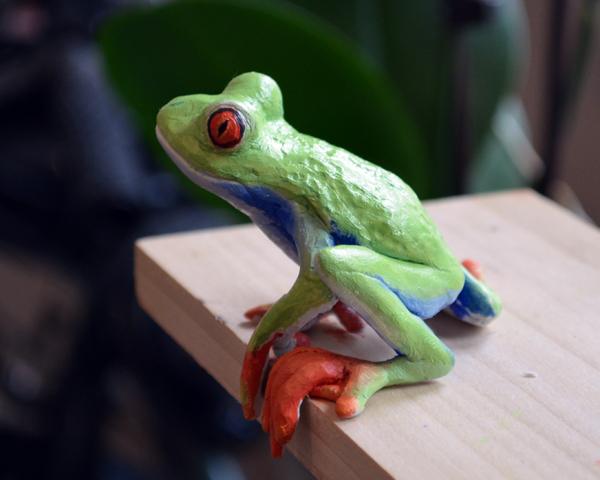 """Tree Frog"""